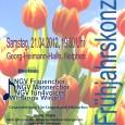 """Am 21.04.2012 veranstaltet der Netphener Gesangverein 1861 e.V. (NGV) ein Frühjahrskonzert unter Federführung des Frauenchors. Als besonderen Gast begrüßen wir die """"WirSings"""" aus Wirges."""