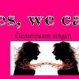 """Am 6. Juli 2013 veranstaltet der Frauenchor des NGV 1861 unter dem Motto """"Yes, we can! Gemeinsam Singen"""" eine Schnupperprobe bei Kaffee und Kuchen, zu […]"""
