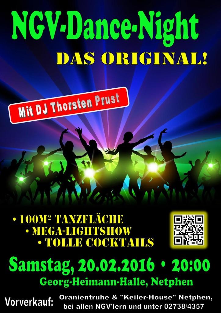 Flyer Dancenight