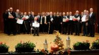 Mit viel Gesang, einer bunten Tombola und einem gemütlichen Kaffeetrinken feierte der Netphener Gesangverein (NGV) sein Stiftungsfest in der Georg-Heimann-Halle in Netphen.