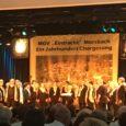 "Anlässlich des 105-jährigen Vereinsjubiläums des Männergesangverein ""Eintrach"" Morsbach e. V. nahmen der Frauenchor und der gemischte Chor ""fun4voices"" am Volksliederwettbewerb teil. Beide Chöre lieferten gute […]"